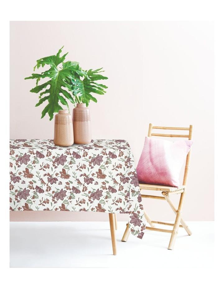 Floral Tablecloth 150 x 250cm image 1