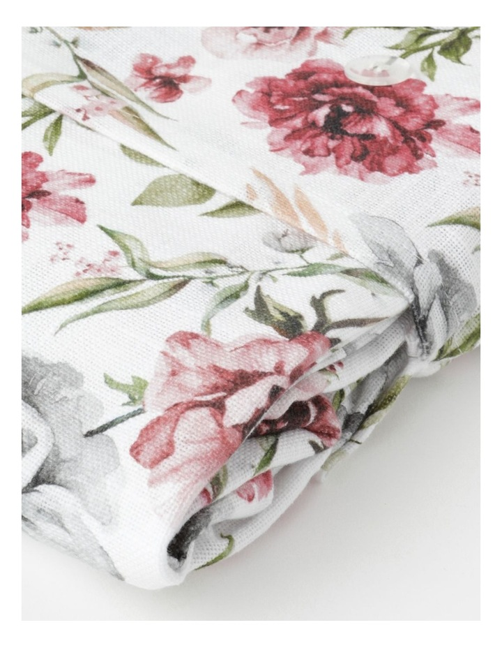 Floral Printed Tablecloth image 2