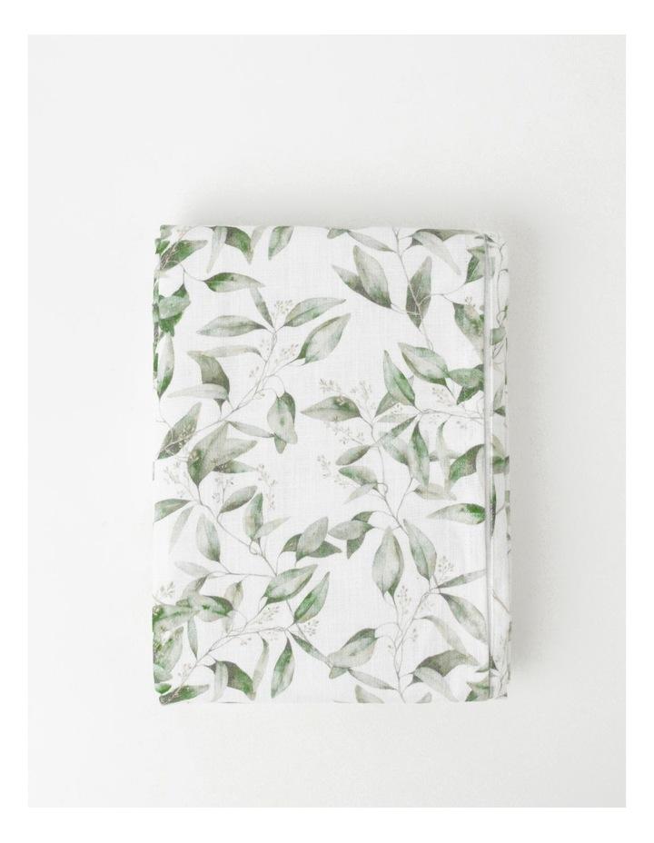 Eucalyptus Print Tablecloth image 1