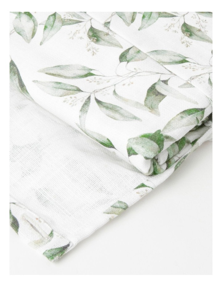Eucalyptus Print Tablecloth image 2