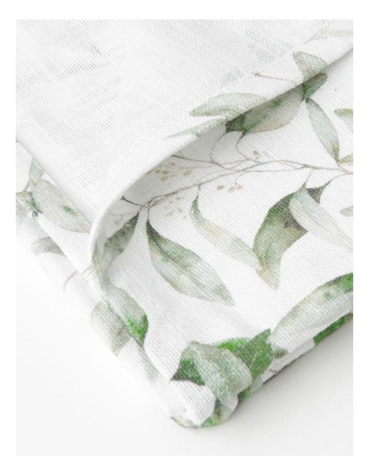 Eucalyptus Print Tablecloth image 3