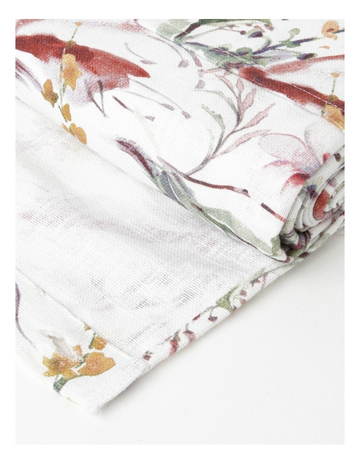 Australian Floral Printed Tablecloth image 2