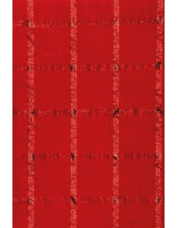 Comet Red 150x255cm Tablecloth image 2