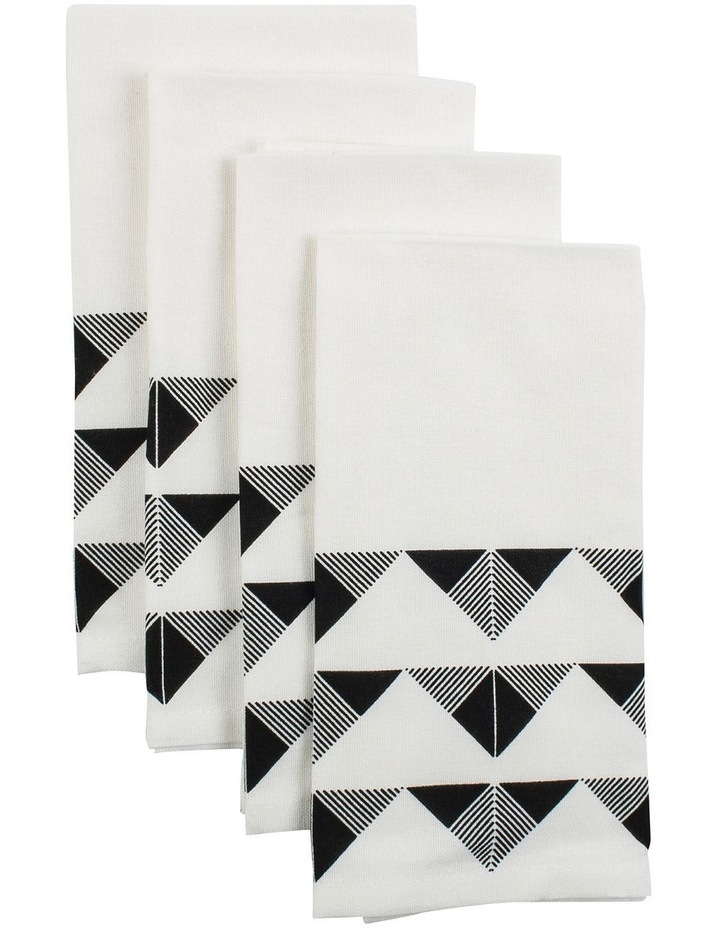 Dash Hill Printed Napkins Set of 4 image 3