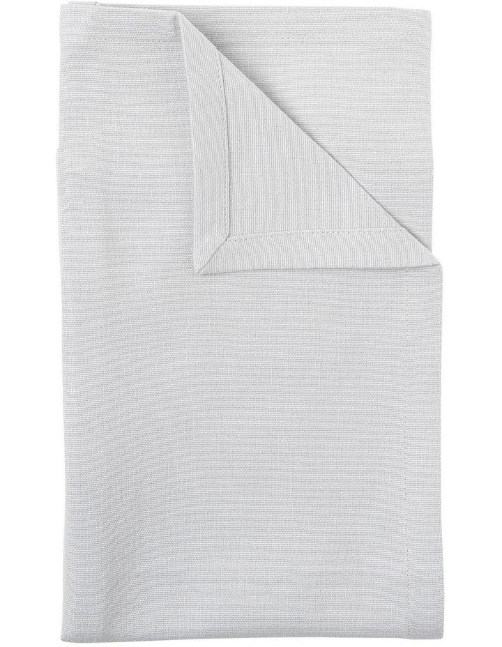 Manhattan Napkin set of 4 50 x 50cm Silver image 1