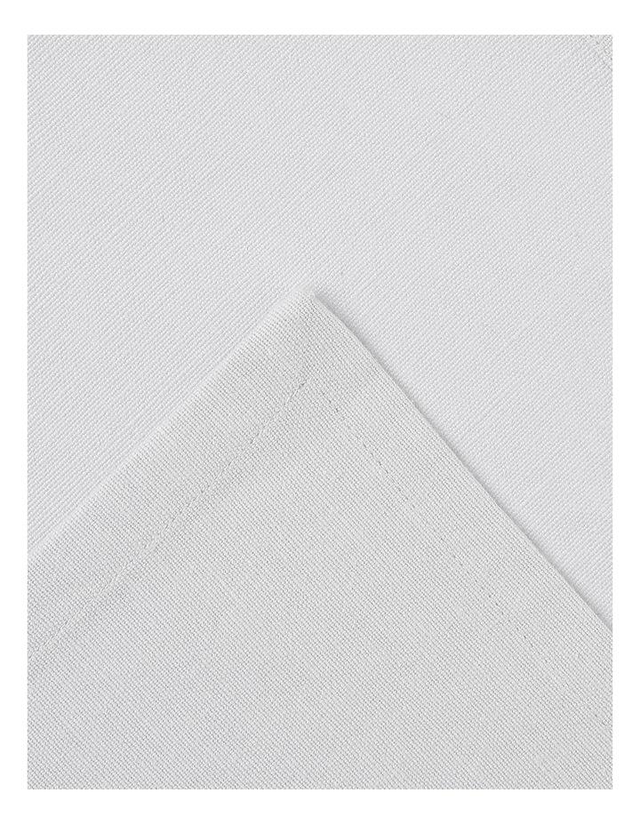 Manhattan Napkin set of 4 50 x 50cm Silver image 2