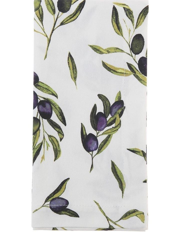 Olive Leaf Napkin 50x50cm image 1