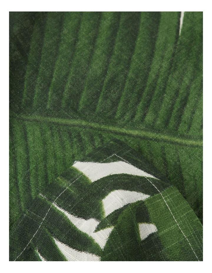 Banana Leaf Napkin Set of 4 image 2