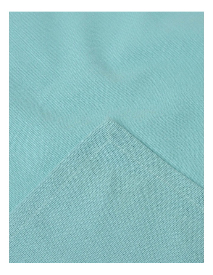 Aqua Manhattan Napkin 45 x 45cm Set of 4 image 2