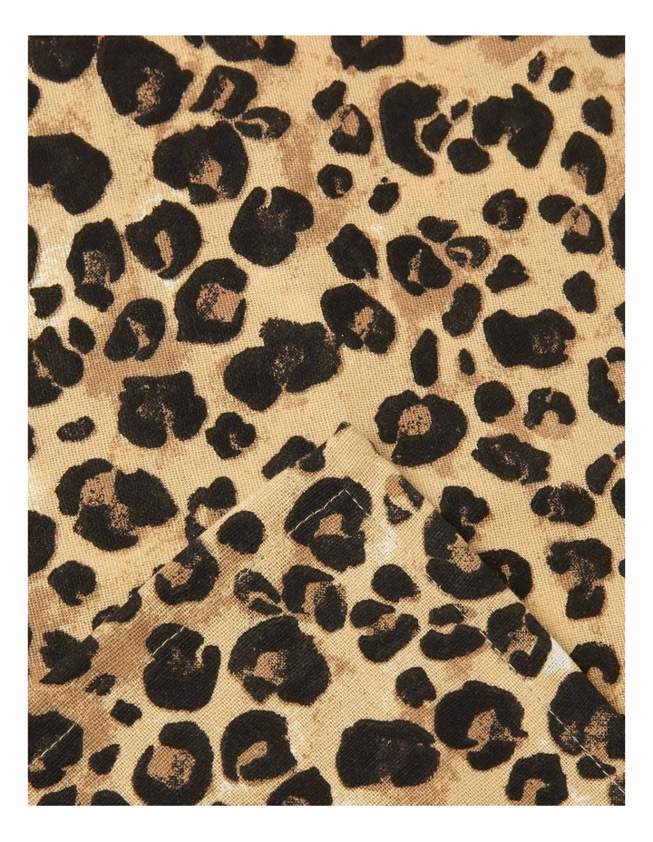 Leopard Napkin Set of 4 image 2