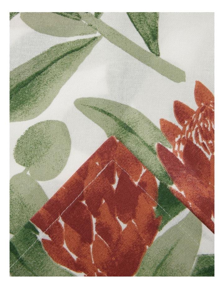 Christmas Protea Napkin image 2