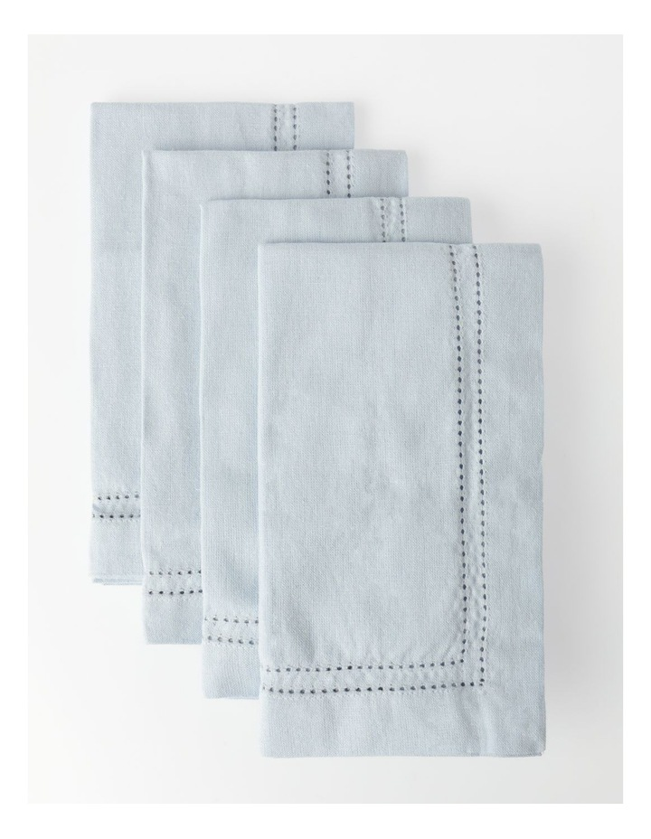 Elizabeth Set of 4 Napkin - Skyway image 2