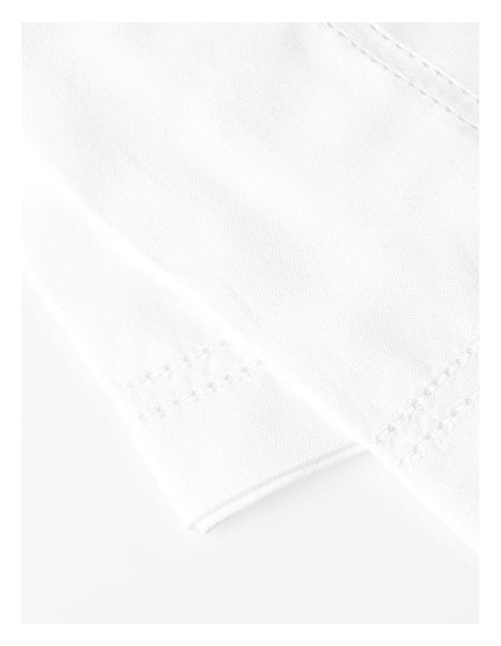 Elizabeth Set of 4 Napkin - White image 3