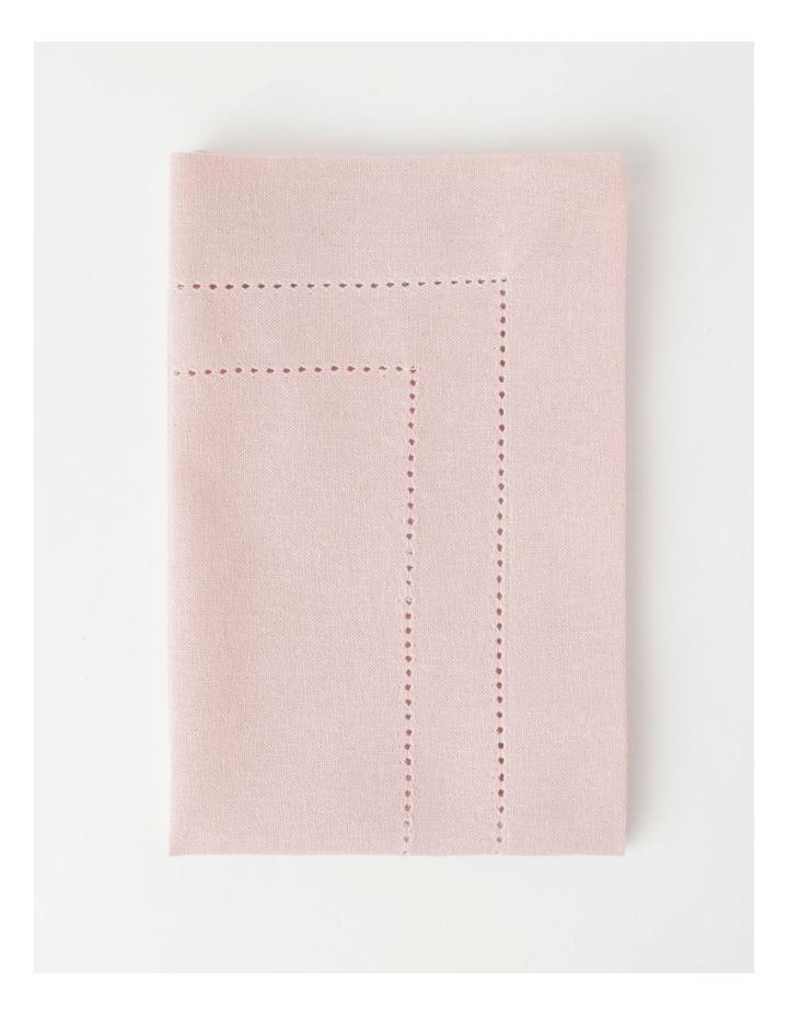 Elizabeth 4 Pack Napkin - Pink image 2