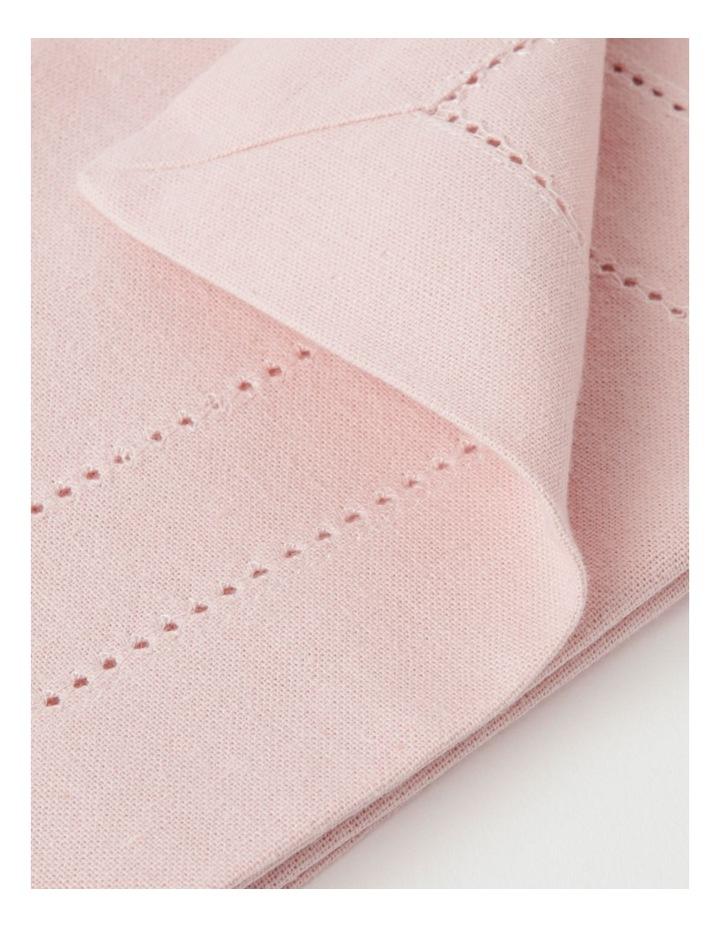 Elizabeth 4 Pack Napkin - Pink image 3