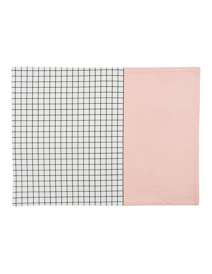 Stacey Pink Placemat image 1