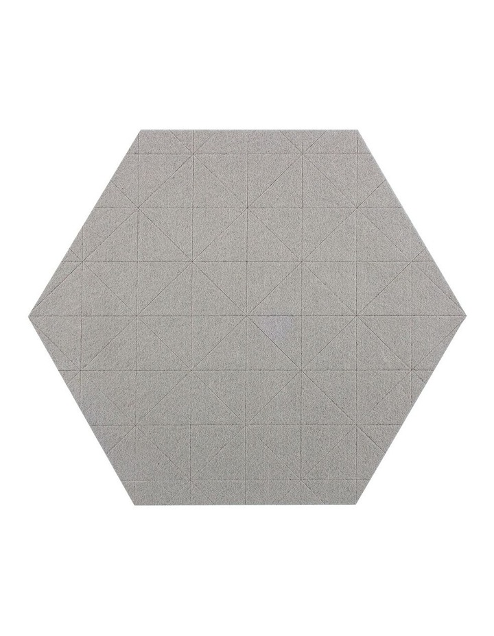 Infusion Hex Felt Placemat image 1