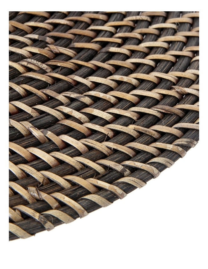 Rattan Placemat 38cm image 2