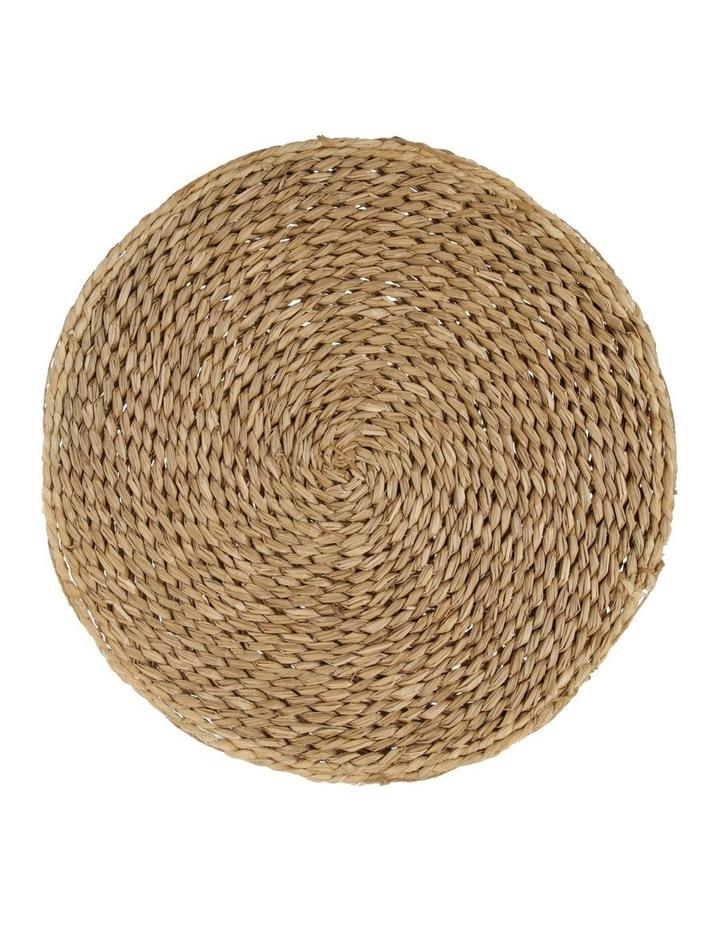 Rivoli White Rim Seagrass Placemat image 1