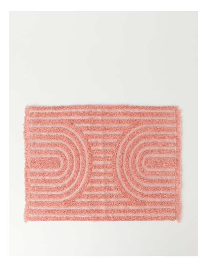 Arch Jacquard Placemat - Shell image 1
