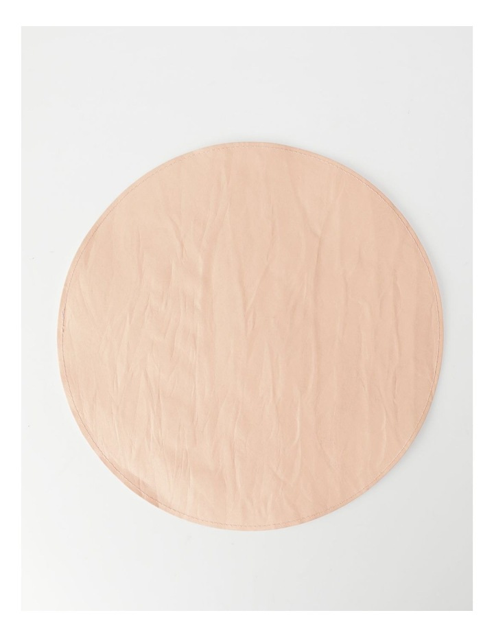 Pink Sand Paper Placemat image 1