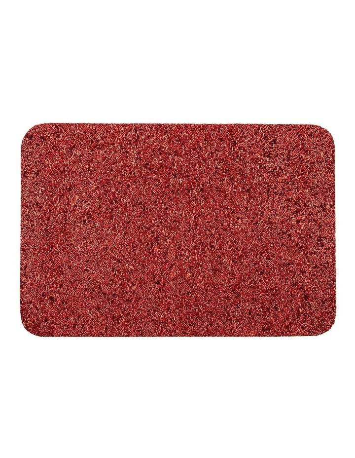 Bling Red Rectangle Placemat image 1