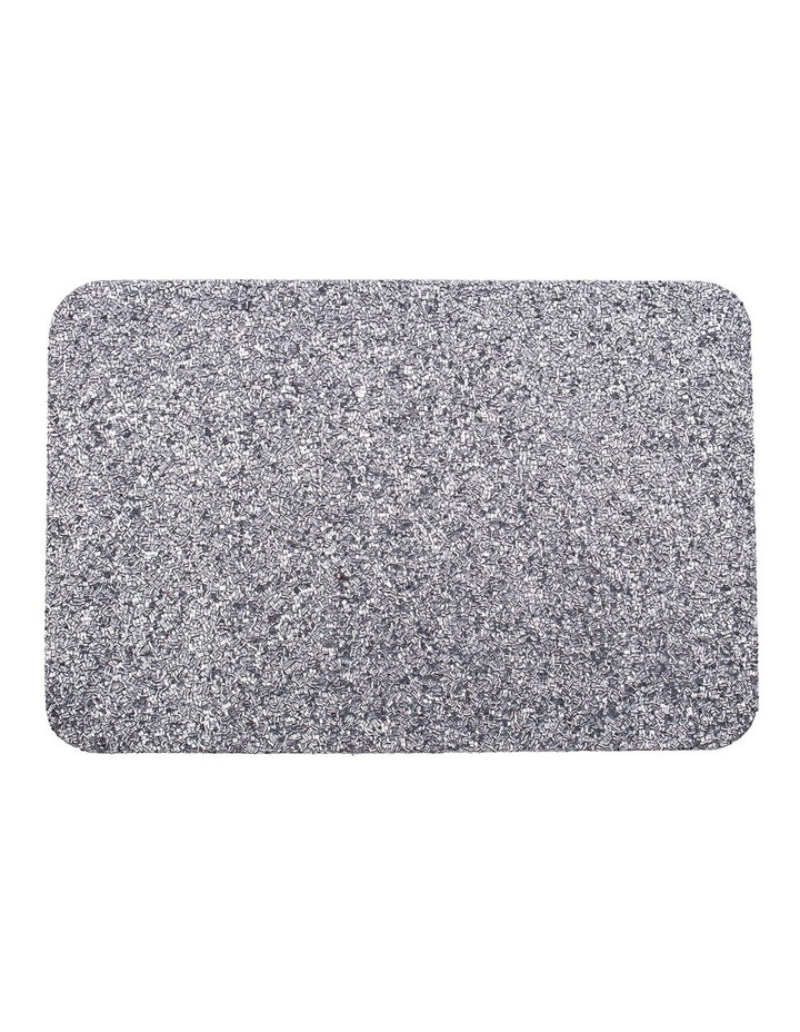Bling Silver Rectangle Placemat image 1