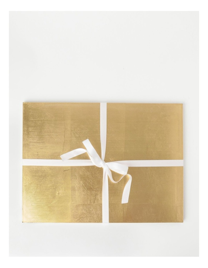 Gold Placemats set of 4 image 1