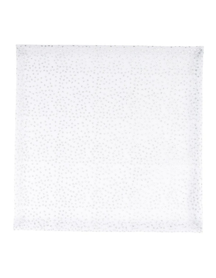 Dazzling Lights Silver Placemat image 1