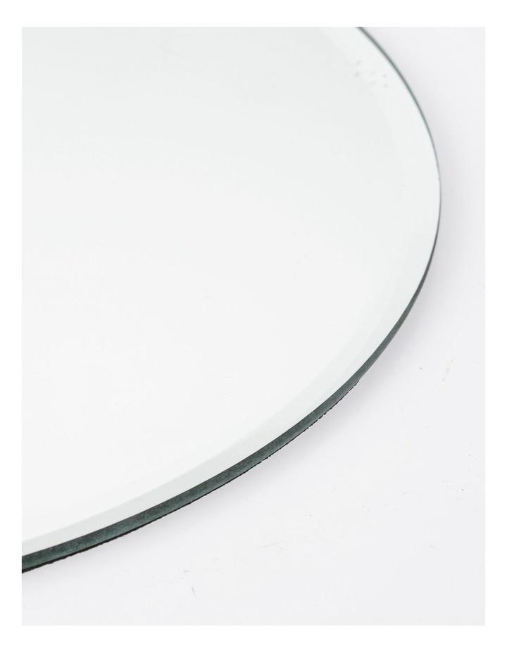 Mirrored Circular 32cm Placemat 1 image 2