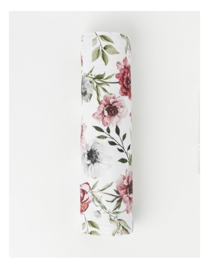 Floral Printed Table Runner image 1