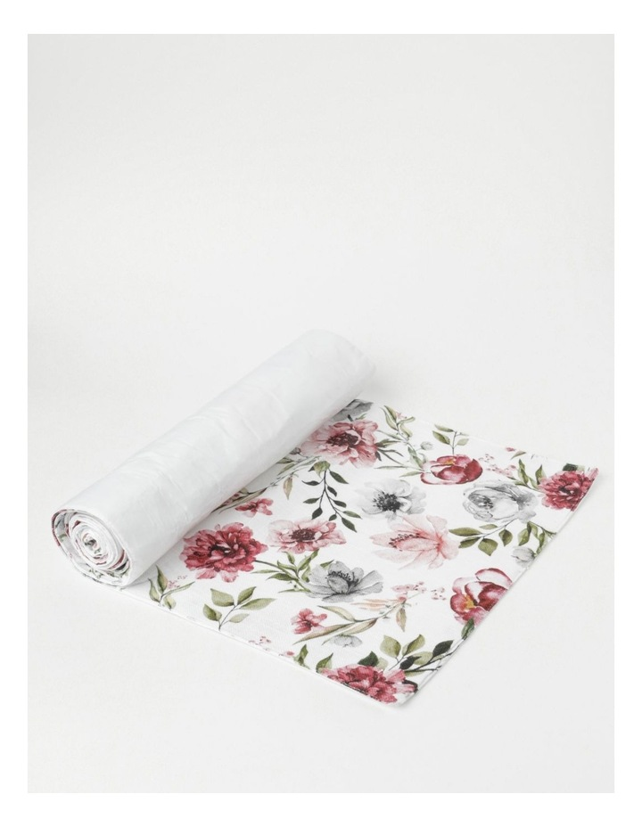 Floral Printed Table Runner image 2