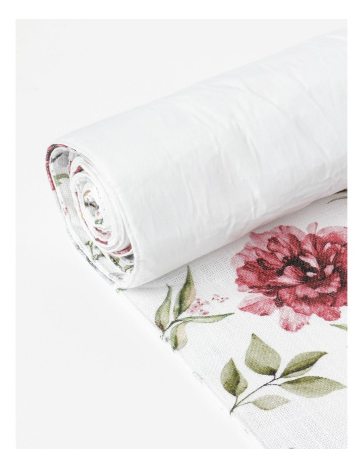 Floral Printed Table Runner image 3