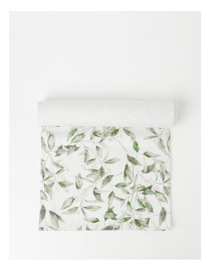 Eucalyptus Print Table Runner image 1
