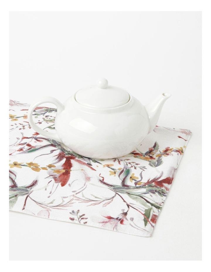 Australian Floral Printed Table Runner image 2