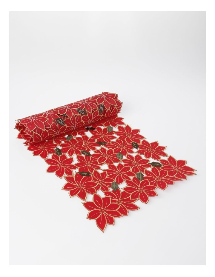 Floral Cutwork Runner Repeat 1 image 1