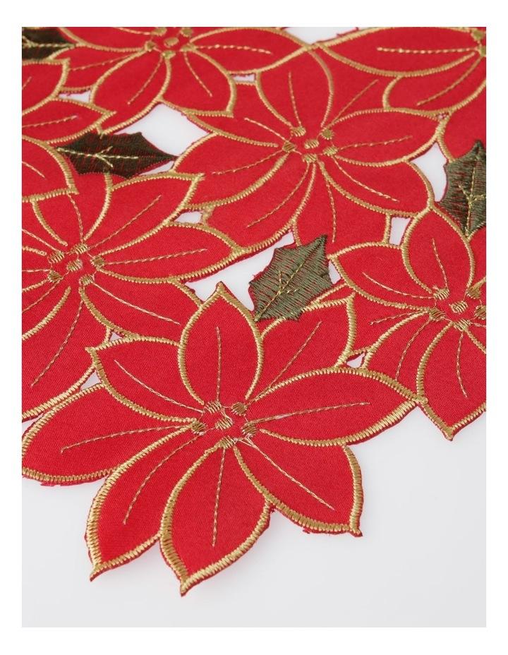 Floral Cutwork Runner Repeat 1 image 2