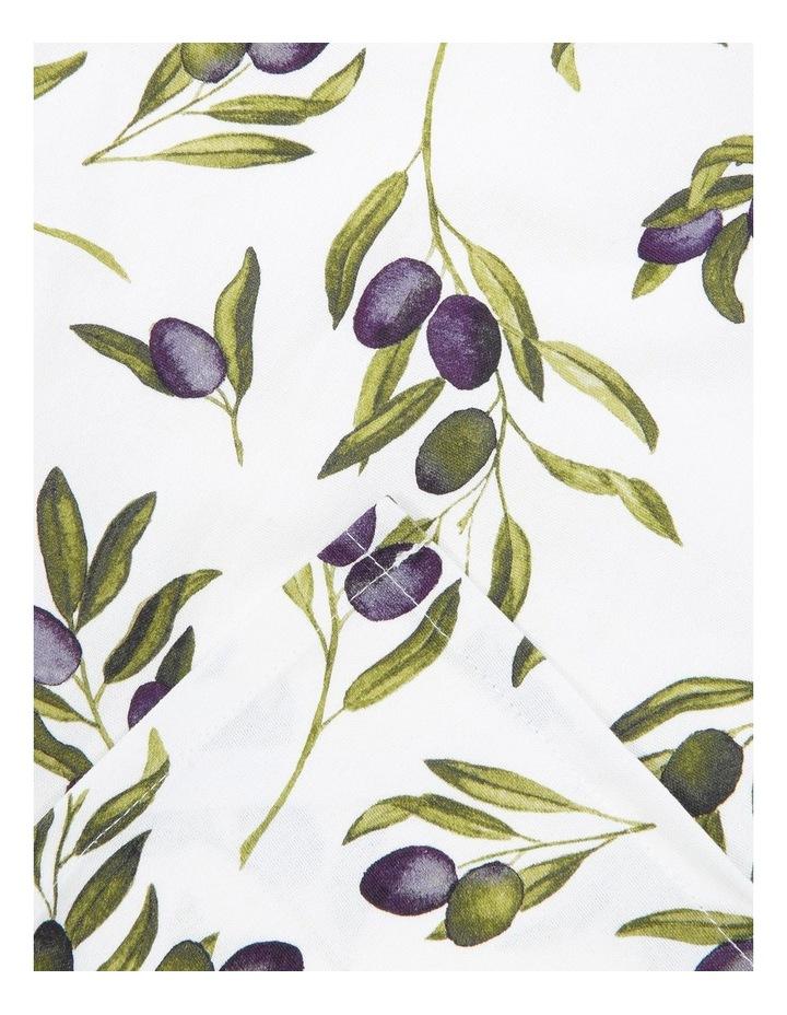 Olive Leaf Tea Towel 50x70cm image 2