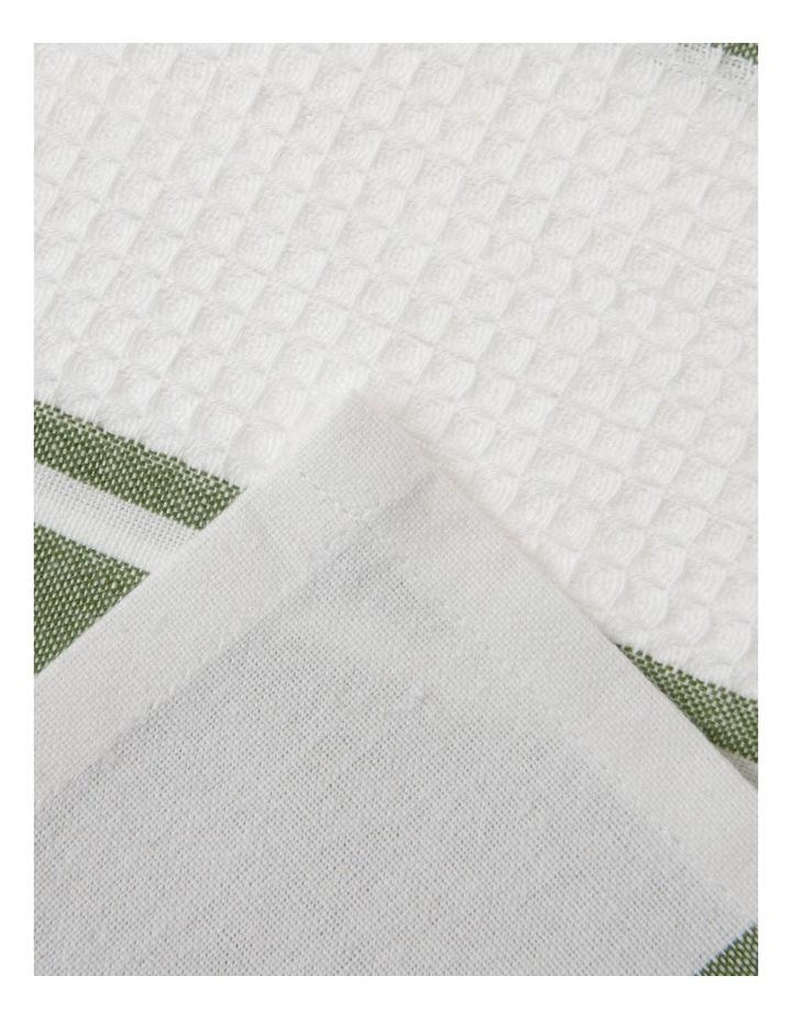 Capri Lemon Tea Towels image 3