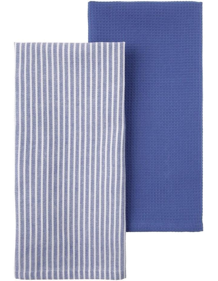 Lexington Blue Tea Towel Set of 2 image 1