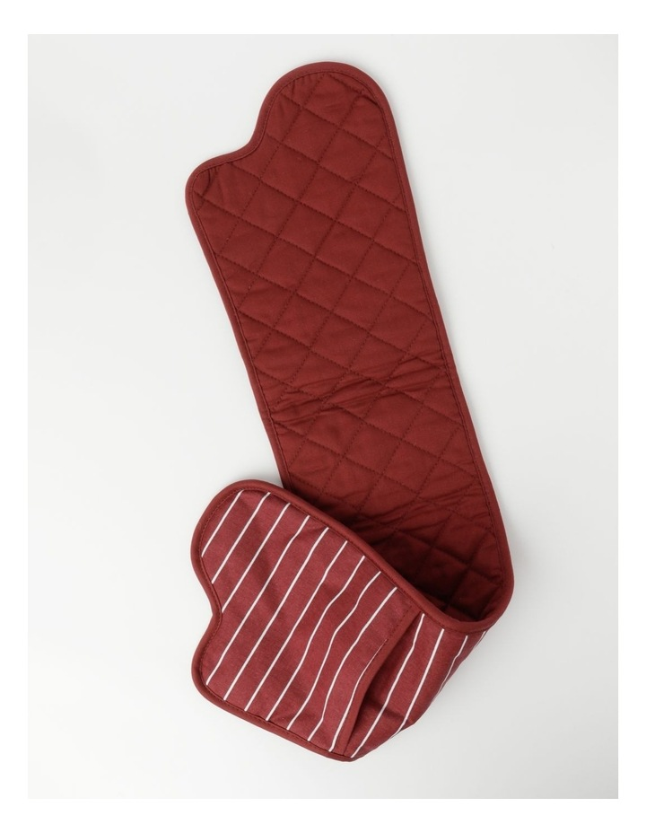Chefs Oven Glove Red image 2