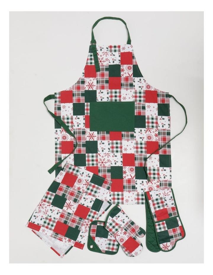 Christmas Patchwork Gift Set image 1