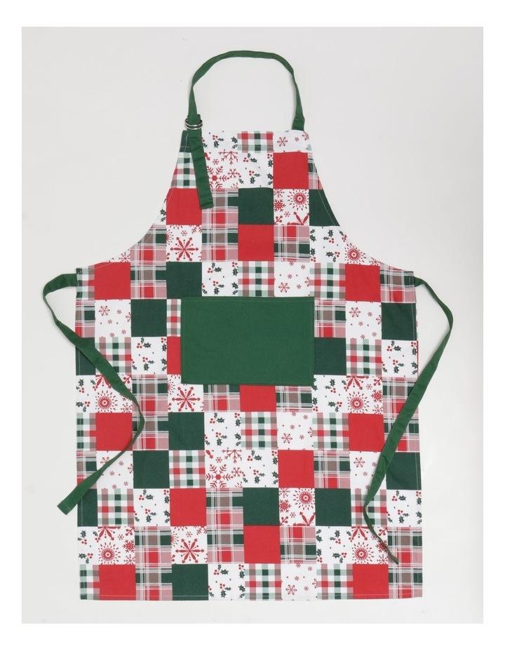 Christmas Patchwork Gift Set image 2