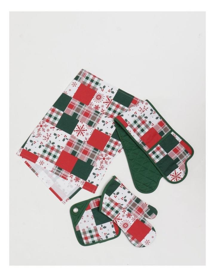 Christmas Patchwork Gift Set image 3