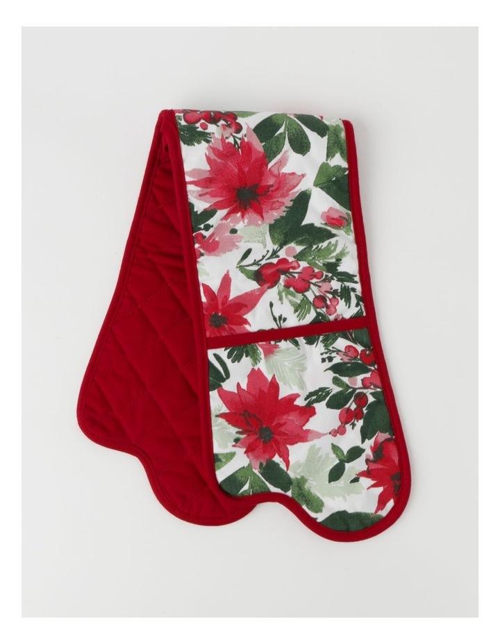 Christmas Floral Pot Holder image 1