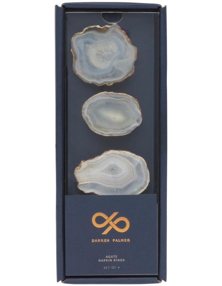 Agate Napkin Ring 50x70cm image 3