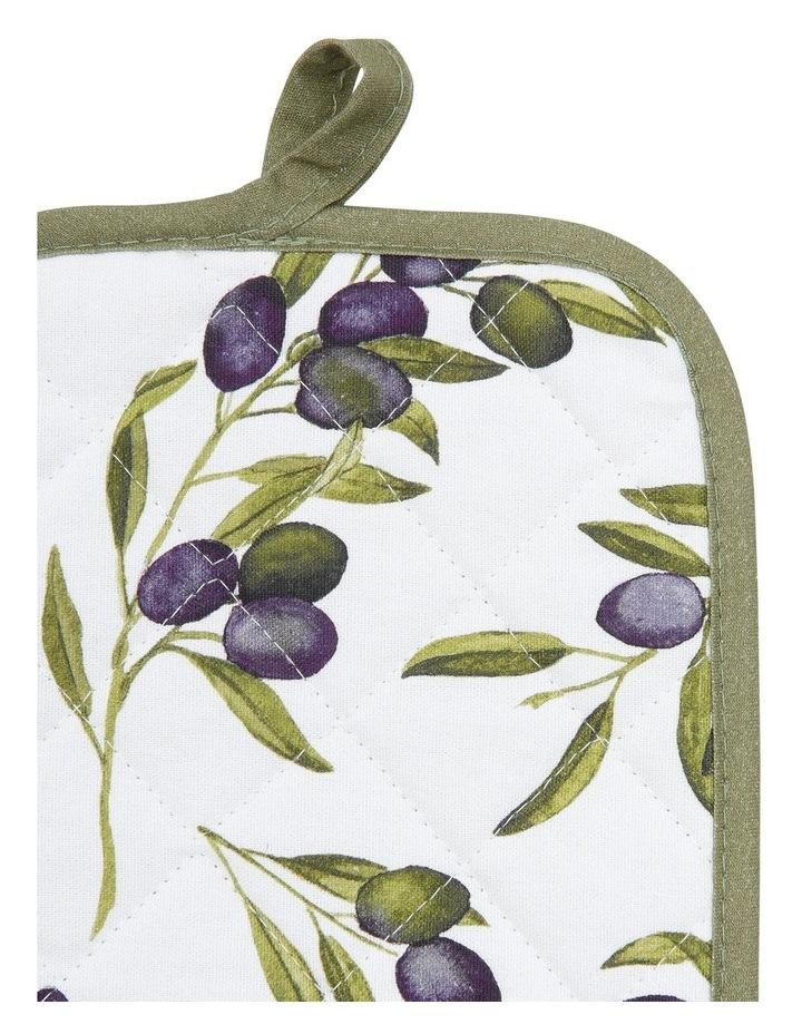 Olive Leaf Pot Holder 21x21cm image 3