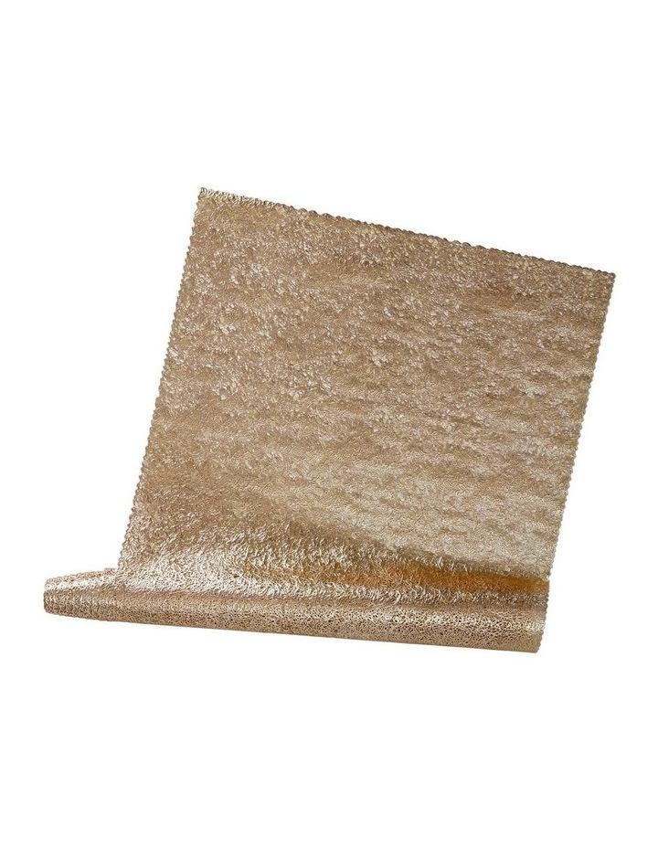 Glitz PVC Runner 150x45cm Gold image 1
