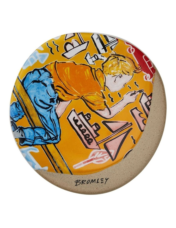Bromley Round Coaster - Young Artist II image 1