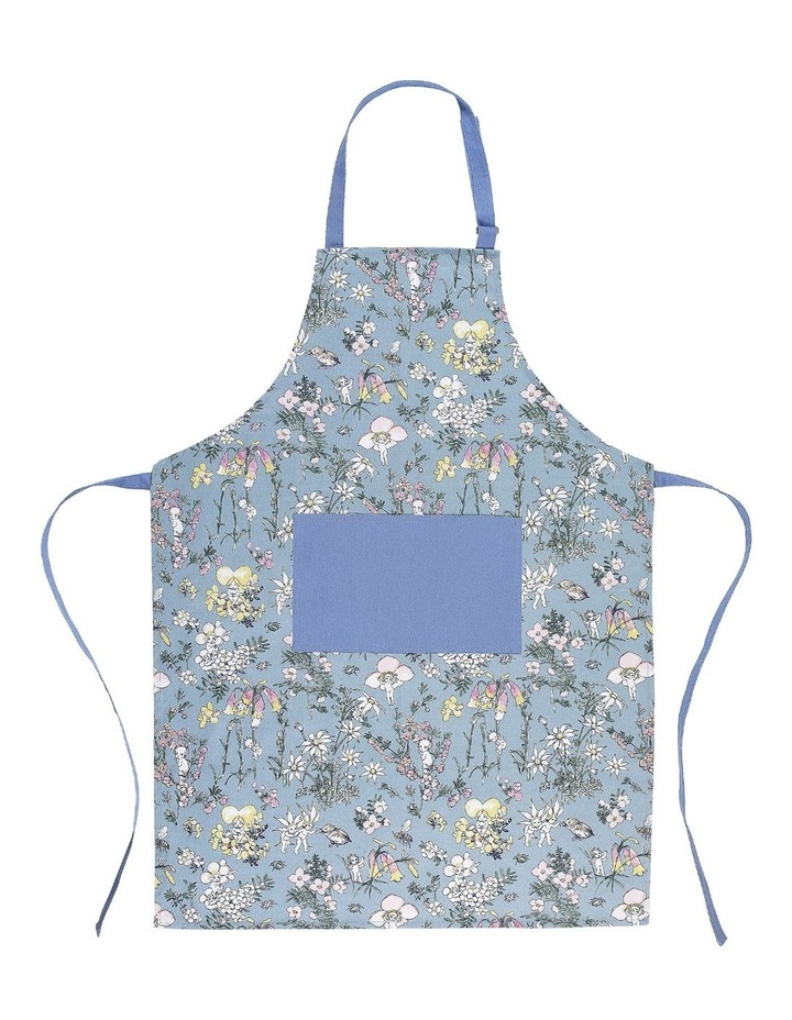 May Gibbs Flower Babies Apron With Pocket image 1